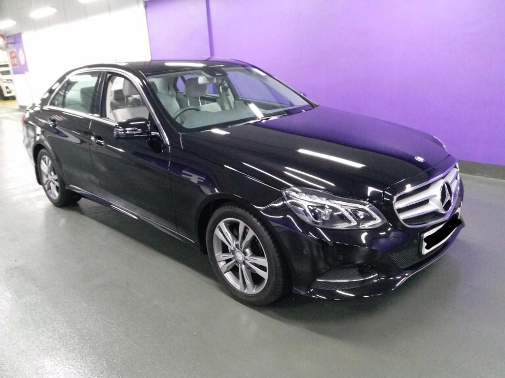 Mercedes-Benz E200 AVANTGARDE FACELIFT