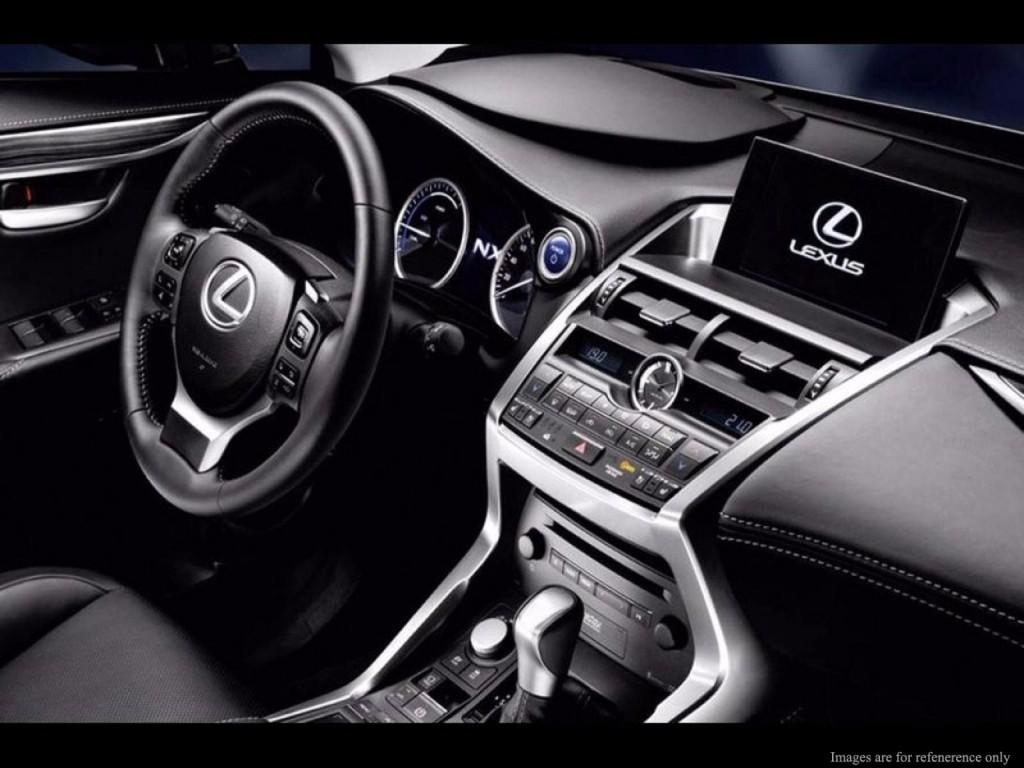 Lexus NX300h Ultimate
