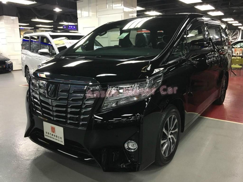 Toyota ALPHARD 3.5 V6 EXECUTIVE LOUNGE