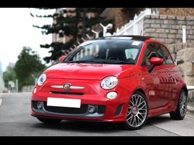 Fiat Abarth 595 Turismo