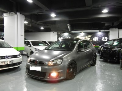 Volkswagen GOLF 1.4 GT ABT