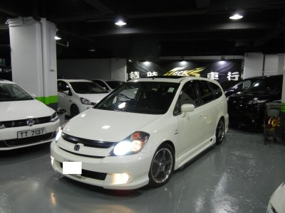 Honda STREAM 2.0 FACELIFT