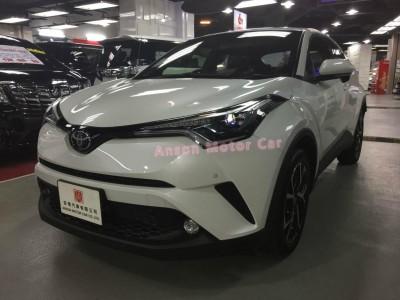 Toyota CHR GT