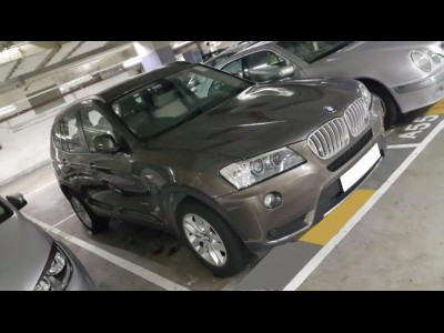 BMW  X3 XDRIVE28IA Efficientdynamics