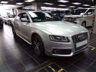 Audi S5 Coupe 4.2 Quattro TIP