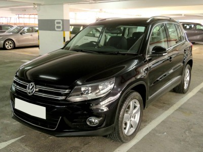 Volkswagen TIGUAN 160PS