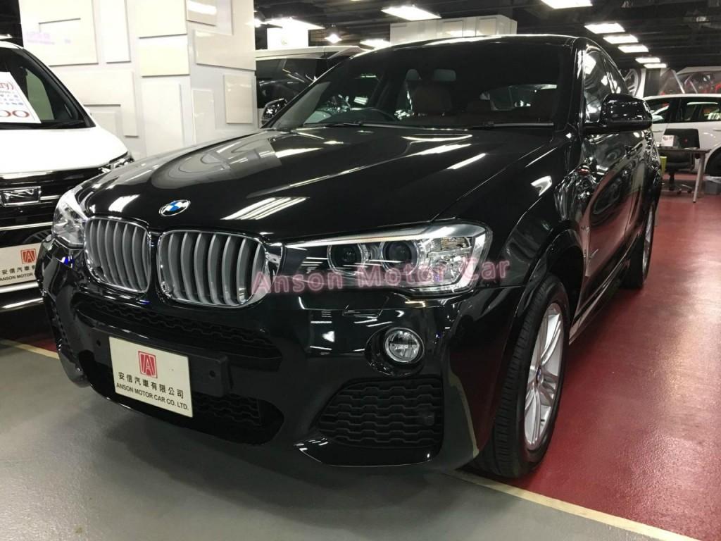 BMW  X4 XDRIVE 28iA M SPORT