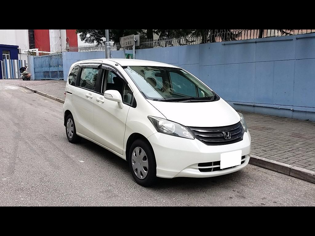 Honda FREED WELCAB