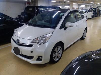 Toyota RACTIS Verso