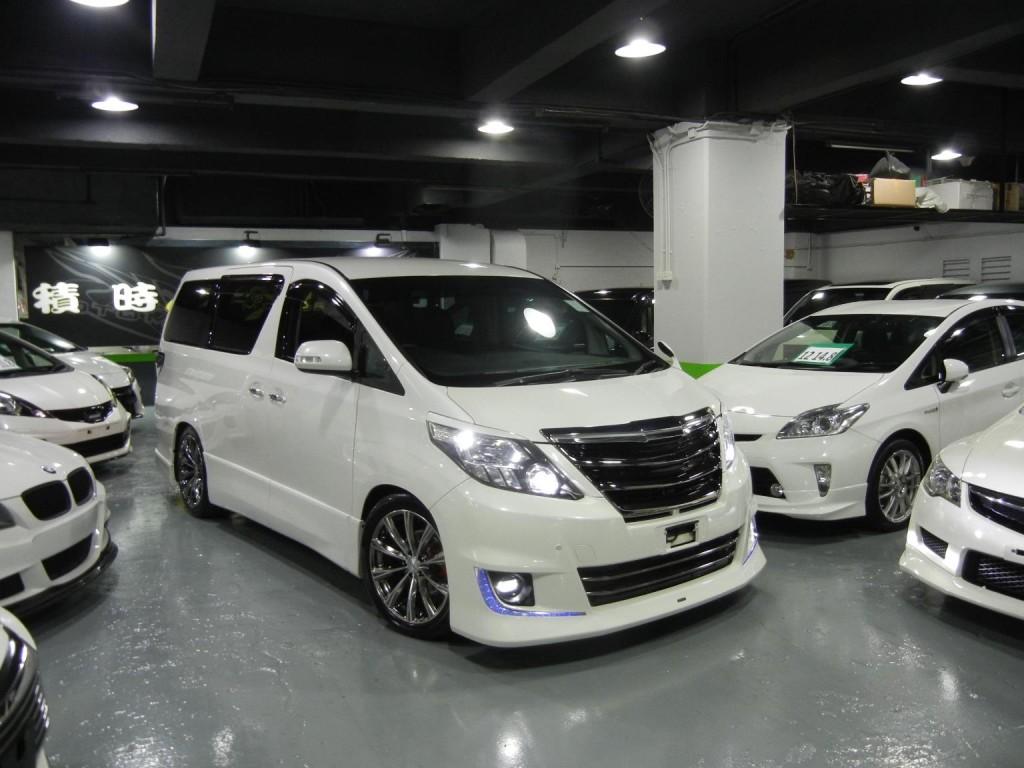 Toyota ALPHARD 240SP MODELLISTA