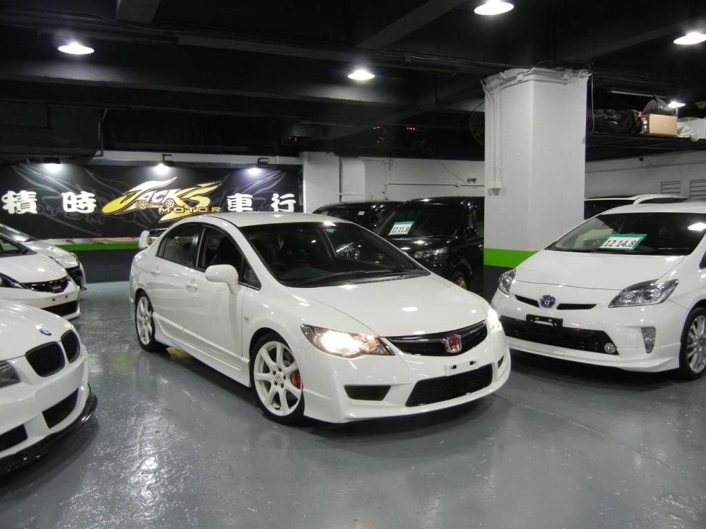 Honda Civic TYPE R FD2 FACELIFT