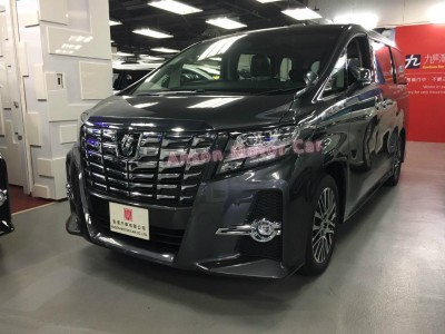 Toyota ALPHARD 3.5 SAC V6