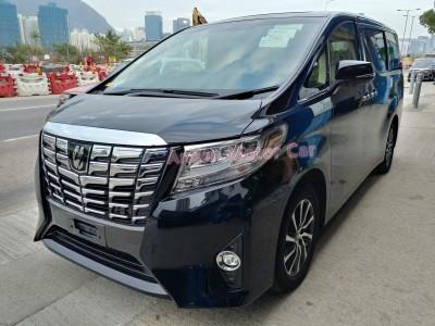 Toyota ALPHARD 3.5 EXECUTIVE LOUNGE