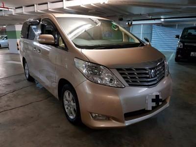 Toyota Alphard welcab 2.4