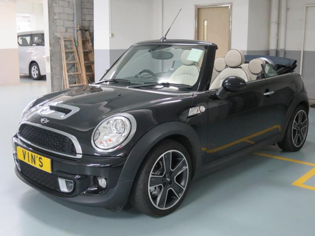 Mini COOPER S CAB