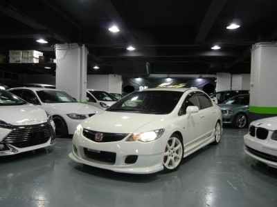 Honda  Civic TYPE R FD2 LINGS