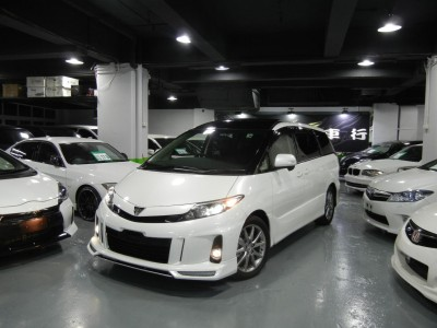 Toyota ESTIMA AERAS FACELIFT MZ