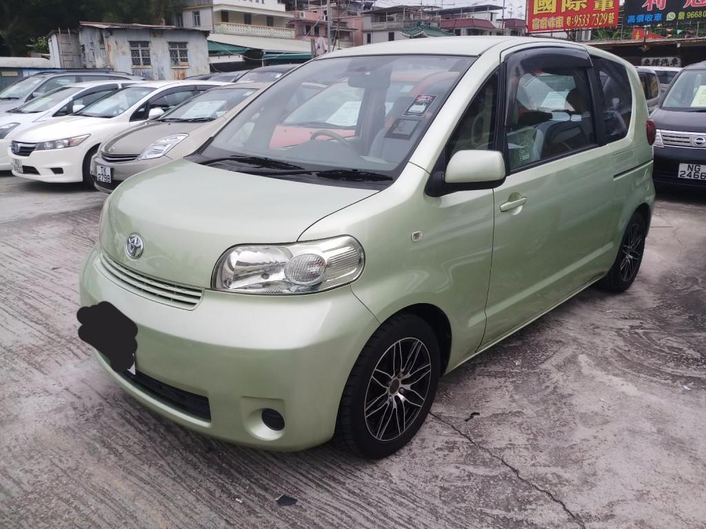 Toyota PORTE 1.5