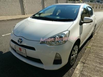 Toyota PRIUS C AQUA