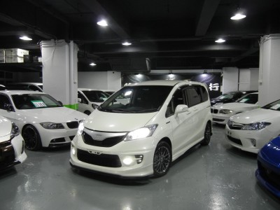 Honda FREED HYBRID MUGEN
