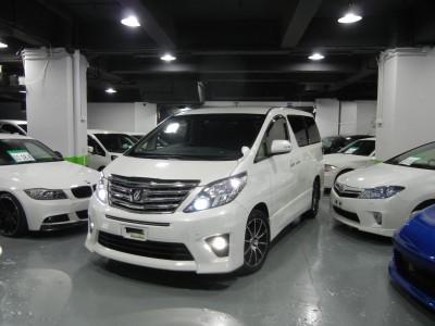 Toyota  ALPHARD 350S FACELIFT
