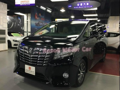 Toyota ALPHARD 3.5 V6 ROYAL LOUNGE