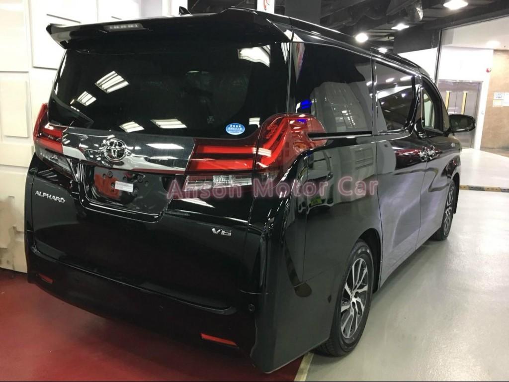Toyota ALPHARD 3.5 V6 ROYAL LOUNGE