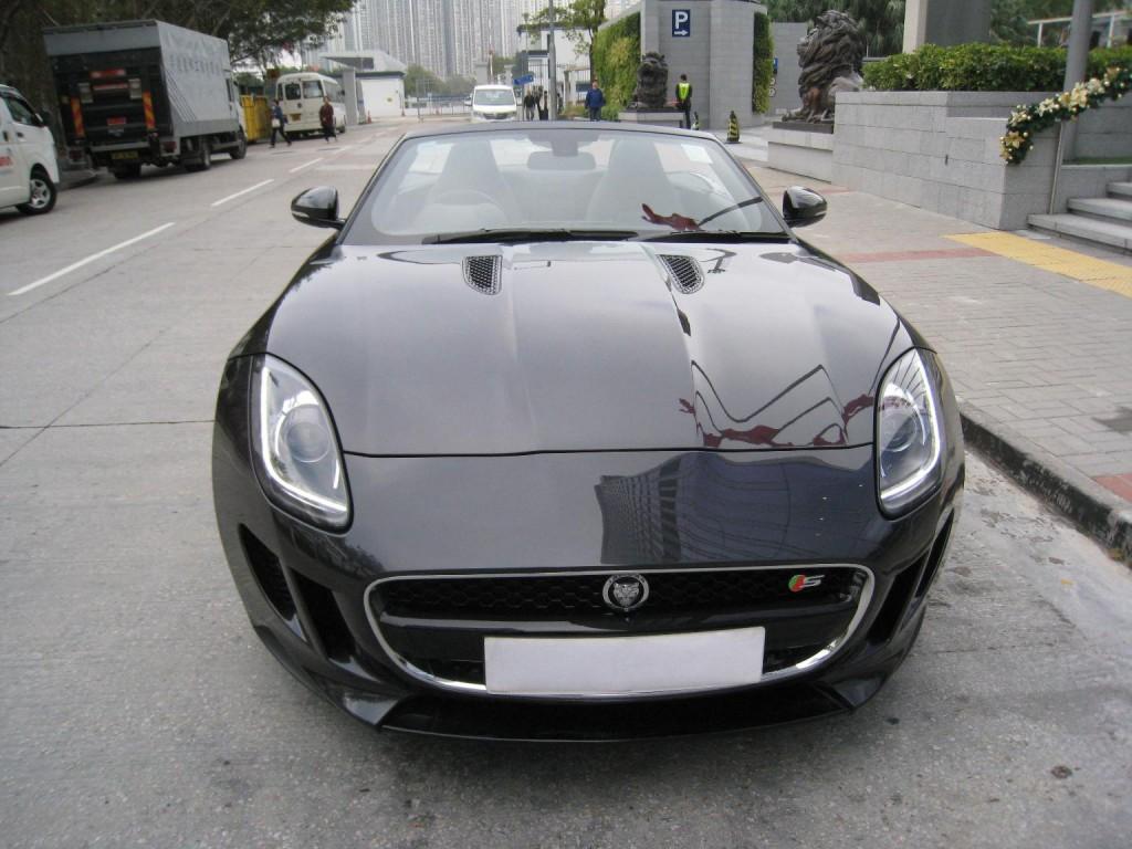 Jaguar F TYPE S CAB