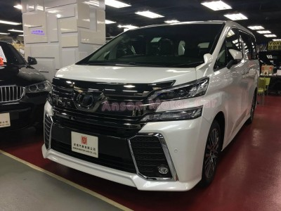 Toyota VELLFIRE 2.5 ZG