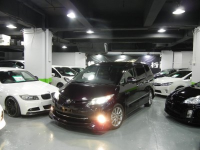 Toyota  ESTIMA AERAS 20TH