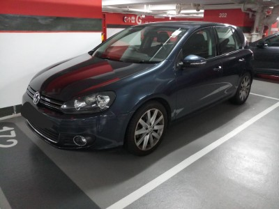 Volkswagen GOLF 1.4 GT 160HP
