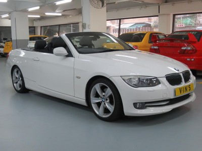 BMW  323I CAB FACELIFT