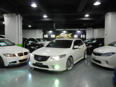 Honda ACCORD CW2 TYPE S