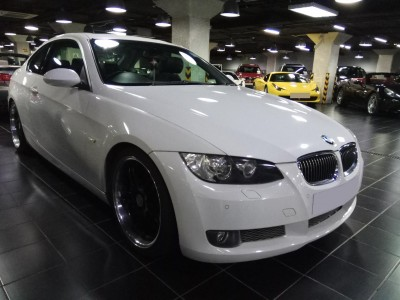 BMW  335I Manual Coupe