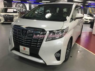 Toyota ALPHARD 3.5 GF  V6