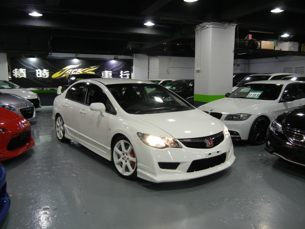 Honda  Civic TYPE R FD2
