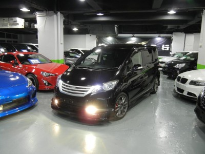 Honda FREED GB3 MUGEN