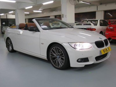 BMW  335CI DCT CAB
