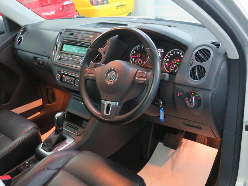 Volkswagen TIGUAN 2.0 TSI SPORT