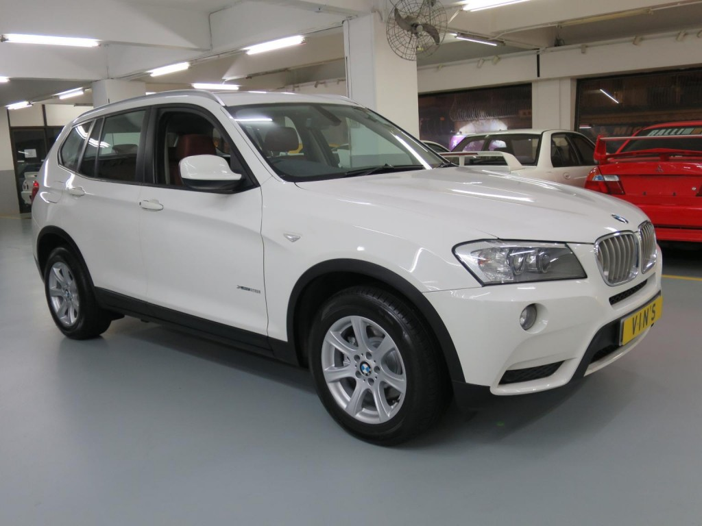 BMW  X3 XDRIVE 28IA