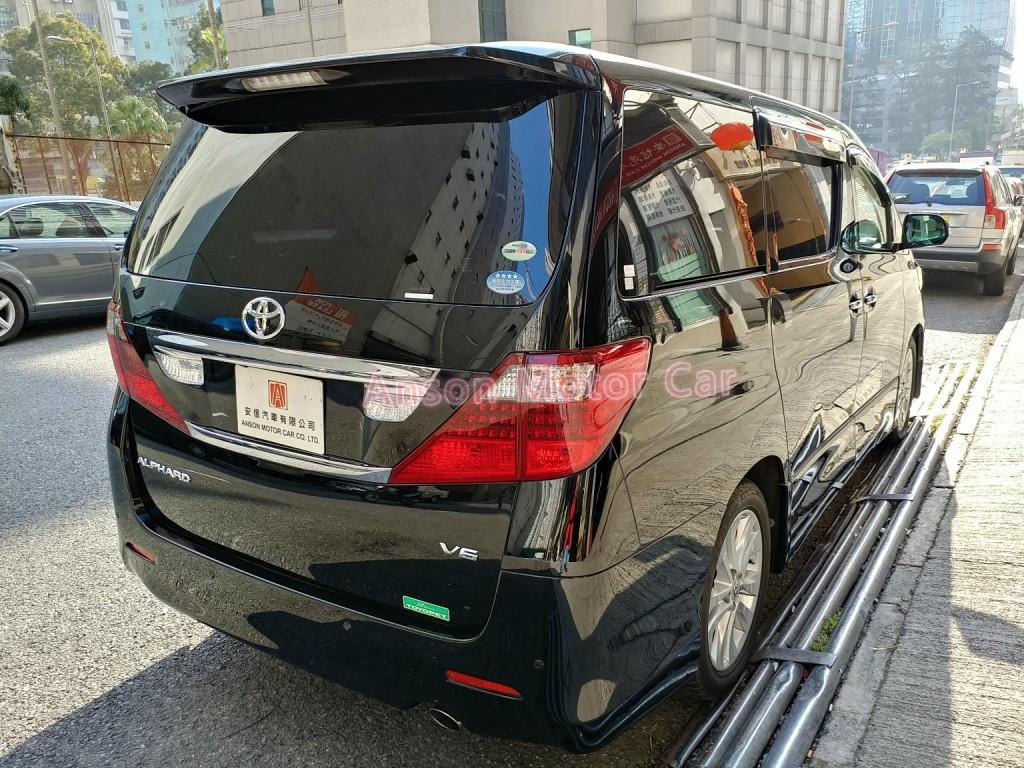 Toyota ALPHARD 3.5 SC V6