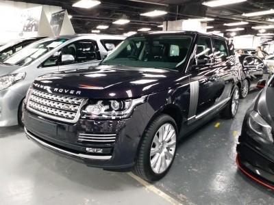 Land Rover range rover long wheel base 5.0 sc