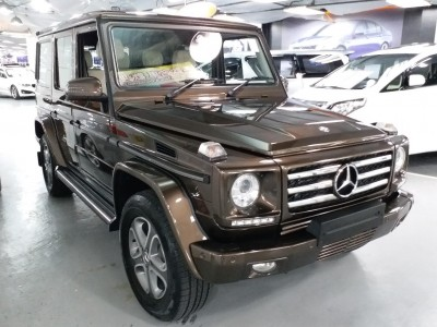 Mercedes-Benz G350 Bluetec facelift