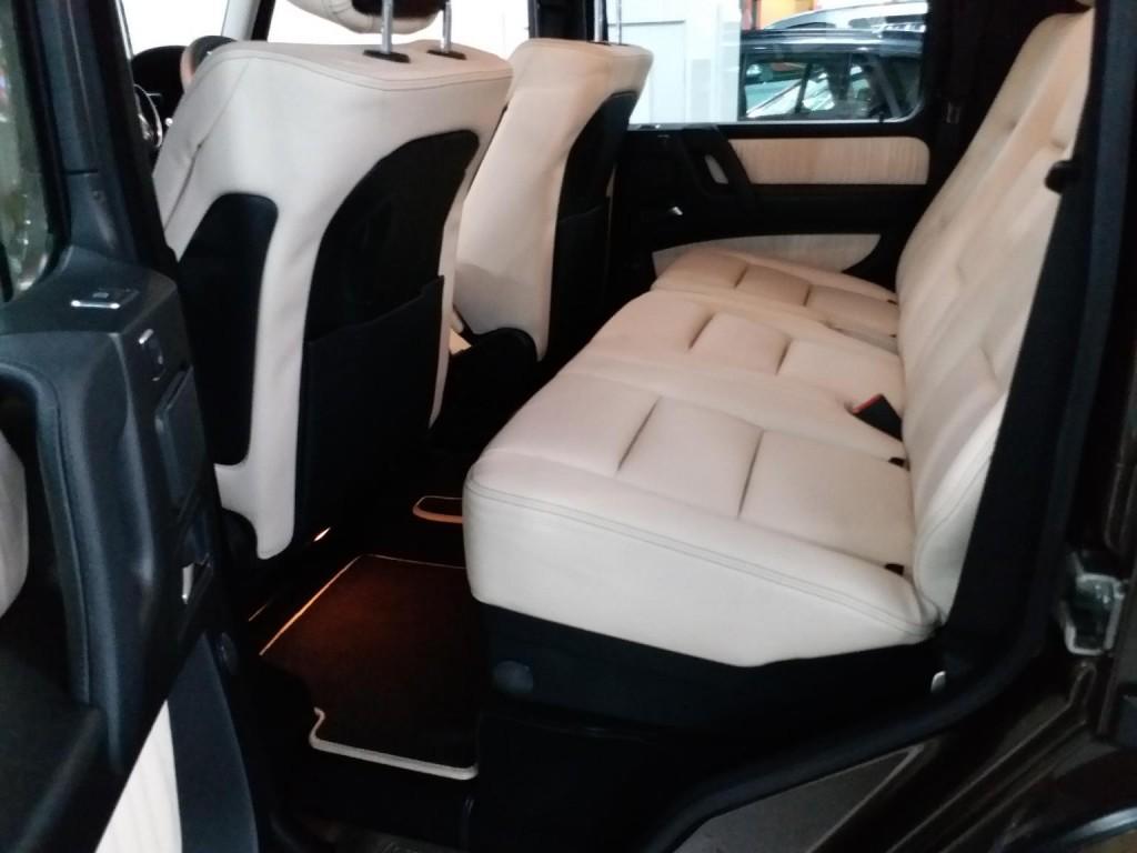 Mercedes-Benz G350 Bluetec facelift