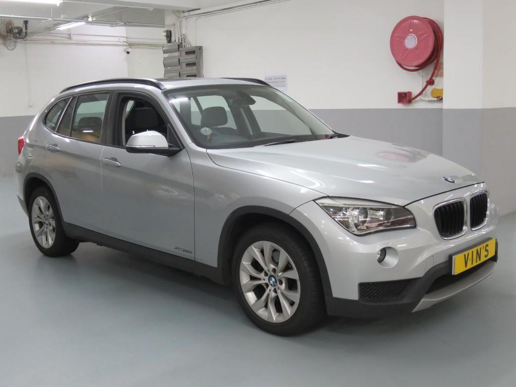 BMW  X1 SDRIVE 2.0IA