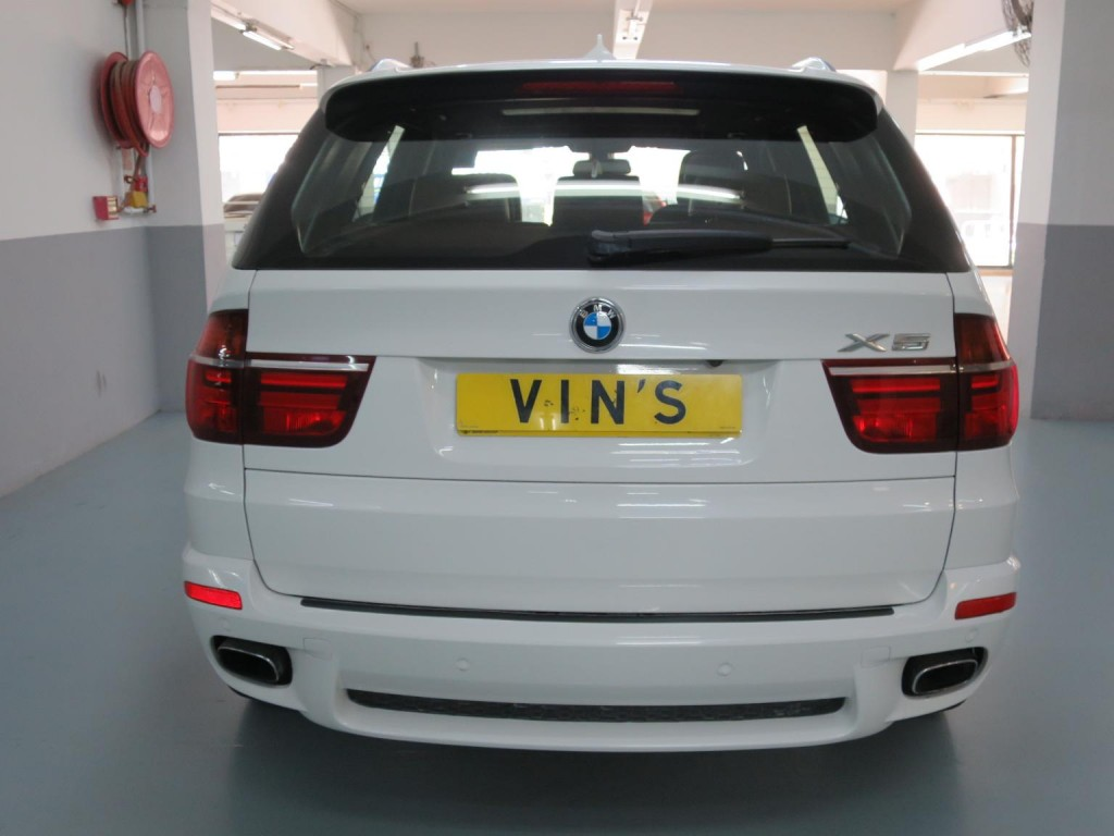 BMW  X5 XDRIVE 35IA M SPORT