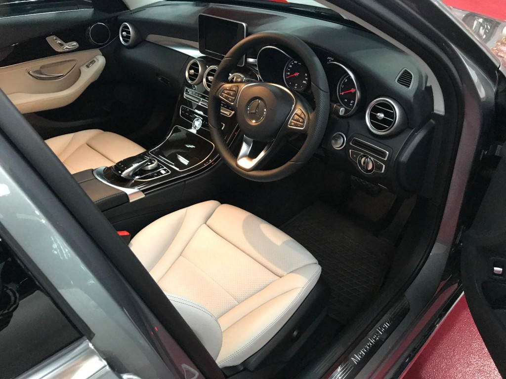 Mercedes-Benz C200 ESTATE