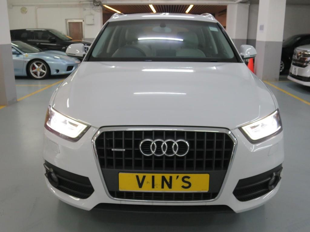 Audi Q3 2.0T