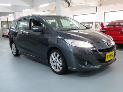 Mazda 5 2.0 HIGHER VERSION