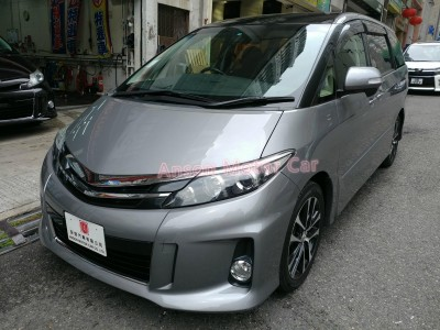 Toyota ESTIMA AERAS FACELIFTS